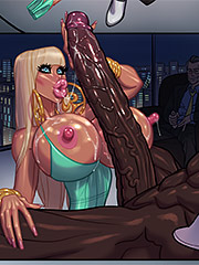 Take my cum down your throat - Especially black cocks by The Pit
