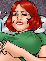 I'm cumming already - Annabelle's new life 3 by Kaos comics
