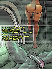 Raise libido to uncharted levels - Hero Tales Comics - Dr. Gia Knome's Endurance Trials by Rabies T Lagomorph
