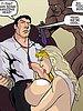 I feel you hitting my womb - Happy honeymoon by Interracial comics