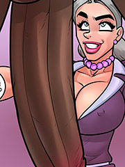 Can't wait to get in dat pink pussy - Miss Grundy's New Lesson Plan by Rabies T Lagomorph