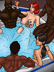 Black babies only - Annabelle's new life 3 by Kaos comics
