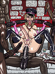 A little sissy whore for that big black cock - BBC slut in training by Theseus9 (RAD)