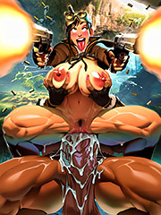 I want more, I know you niggers are holding out on me - Big Titted Teacher by Perna Longa